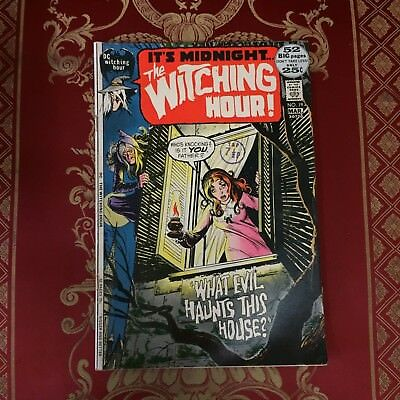 The Witching Hour #19 March 1972 Bagged DC Comic