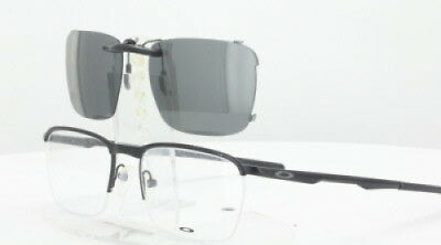 ca36a1bc9be Custom Fit Polarized CLIP-ON Sunglasses For Oakley CONDUCTOR-0.5 OX3187  51X18 T