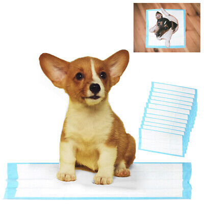 48 Pet Puppy Training Pad Dog Cat Disposable Heavy Absorbent Odor Reducing Mats