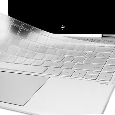 """Ultra Thin Invisible Keyboard Skin for 13.3"""" HP Spectre x360 Series Touch Laptop"""