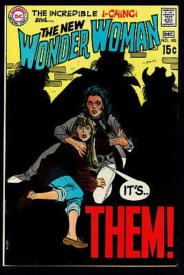 1969 DC Wonder Woman #185 VF/NM