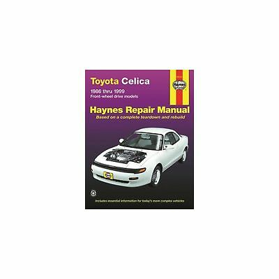 Repair Manual-GT Haynes 92020 fits 1986 Toyota Celica