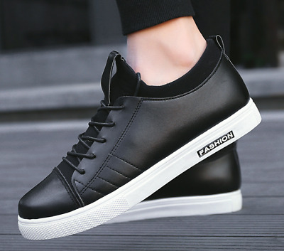 2018 Men's Smart Casual fashion shoes breathable sneakers running shoes