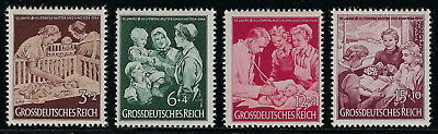 Germany Third Reich 1944 10th Anniversary of Mother & Child Aid Program VF MNH!