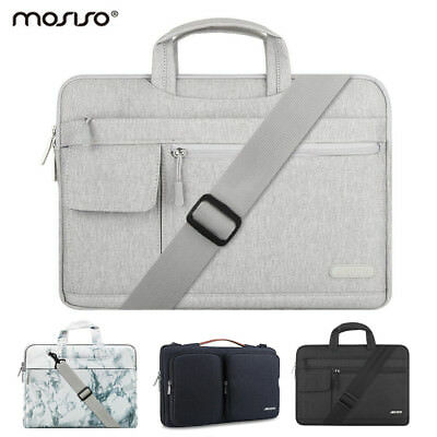 Mosiso Men Laptop Bag for Macbook Air Pro 13 15 Notebook 13.3 15.6 inch