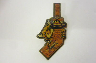 Pittsburgh Penguins vs Florida Panthers 1993 Opening Day Ltd Ed numbered pin