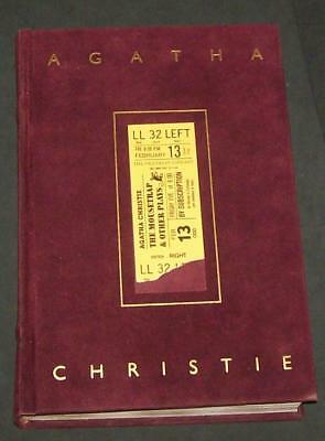 Franklin Library Mystery AGATHA CHRISTIE The Mousetrap Other Plays Fine Binding