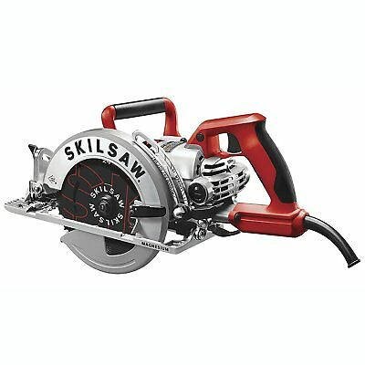 "Skilsaw 7-1/4"" Lightweight 15A Corded Magnesium Worm Drive Circular Saw"
