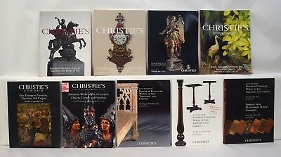 Christies Lot 9 European Furniture Decorative Sculpture Tapestries Carpet 1005