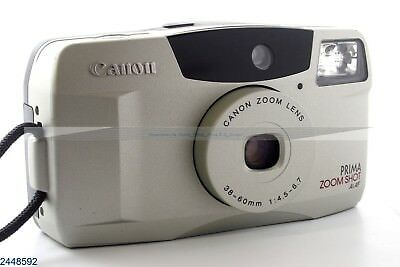 Canon PRIMA ZOOM SHOT Ai AF Infinity Stylus 38-60mm (244)