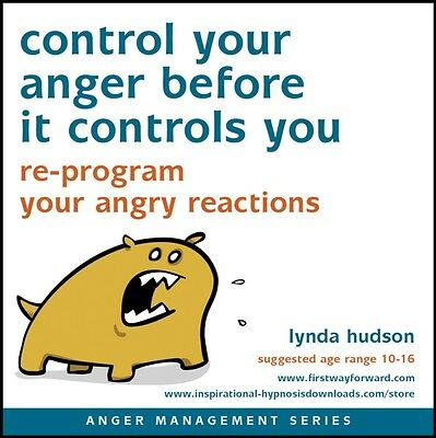 Control your anger before it controls you (Anger Management) (Aud...