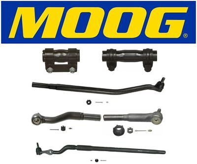 Moog Inner & Outer Tie Rod End Kit Fits 2001 Ford F-250 Super Duty 4X4 4WD F250
