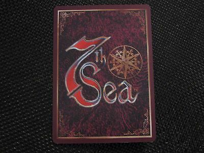 NEW CARDS-7th Sea CCG-Thousands to choose from-Rares & 10 cards for$24.95