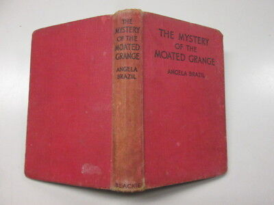 Acceptable - THE MYSTERY OF THE MOATED GRANGE - Brazil, Angela 1111-01-01 Cracke