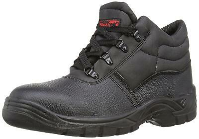 Blackrock Unisex-Adults' Safety Chukka Work Boot SB-P SRC Black
