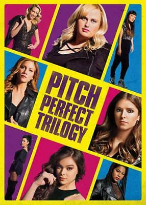 Pitch Perfect 3-Movie Collection New Dvd