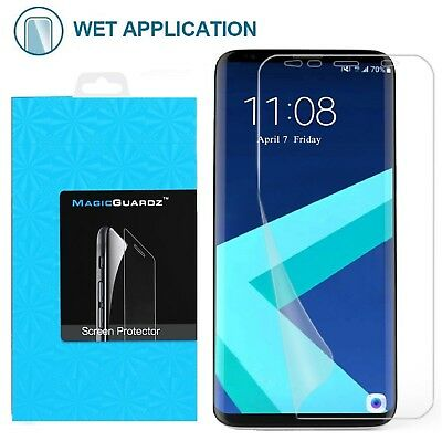 Full Coverage TPU Screen Protector for Samsung Galaxy S9/S8/Plus/Note 8