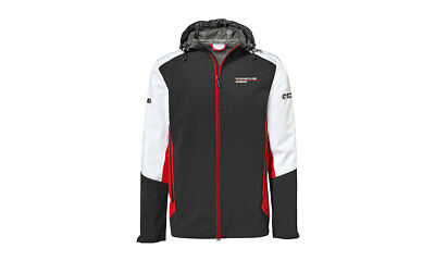 PORSCHE Driver's Selection Unisex Windbreaker Jacket- Motorsport Collection