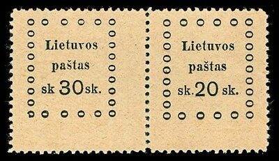 LITHUANIA 22-23  Mint (ID # 72787)