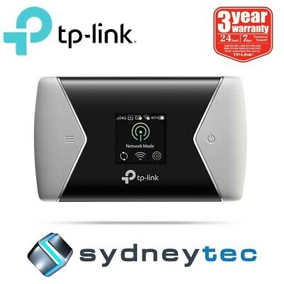 New TP-Link M7450 300Mbps LTE-Advanced Mobile Wi-Fi
