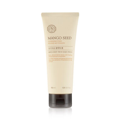 [THE FACE SHOP] Mango Seed Cleansing Foam - 150ml