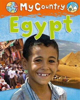 Egypt (My Country) (Paperback), Powell, Jillian, 9781445127057