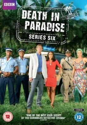 Death In Paradise - Series 6 [DVD] [2016], 5051561041976
