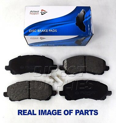 Mitsubishi Lancer MK8 2.0 Genuine Allied Nippon Front Brake Pads Set