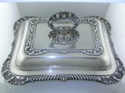 Sterling INTERNATIONAL Covered Vegetable Dish LORD ROBERT 65.94 troy ozs