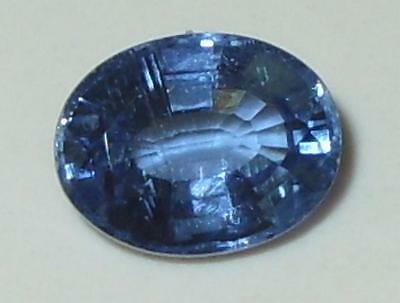2.58ct Beautiful Top Quality Nepal Blue Kyanite Oval Cut 9x7mm SPECIAL