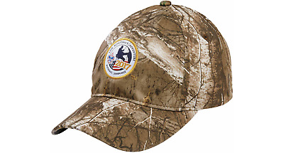 Boy Scout Official 2017 National Jamboree Camo Cap Hat  Realtree Velcro Closure