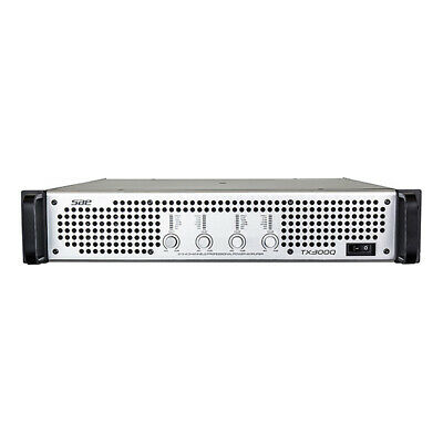 SAE TX300Q 4 Channel Power Amplifier 6000 Watts