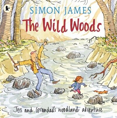 The Wild Woods (Paperback), James, Simon, 9781406308457