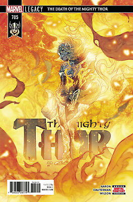 MIGHTY THOR #705, Marvel Comics (2018)