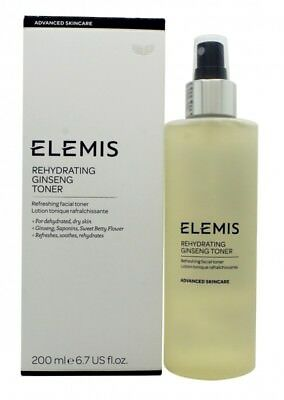 Elemis Daily Skin Health Rehydrating Ginseng Toner - Women's For Her. New