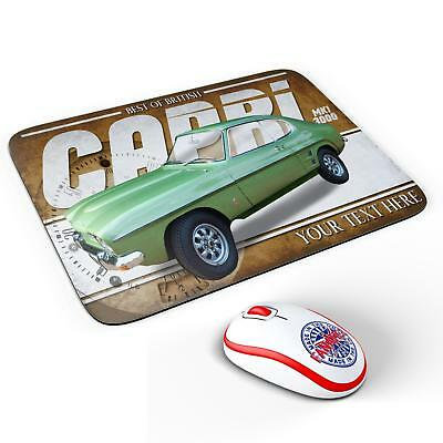 Personalised Mini Clubman Estate Wallet Classic Car Leather Men Dad Gift CL32