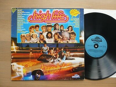 Various – High Life - Laid Back, Trans X, Bee Gees,... , Vinyl: vg++