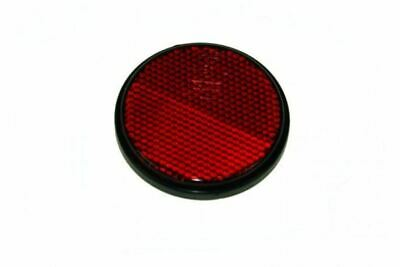 Mp854Ssb Radex Red Reflector Round Self Adhesive