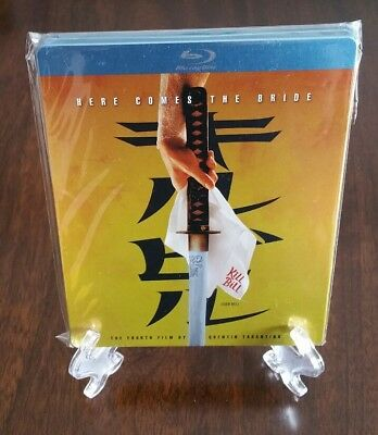 KILL BILL VOL 1 Canada Exclusive Steelbook Blu-ray.