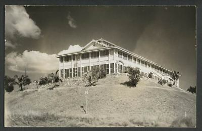 Guantanamo Cuba U.S. Naval Base c.1948-49 CHIEF PETTY OFFICER'S MESS HALL RPPC