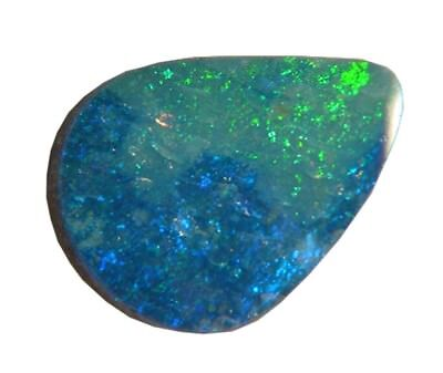 BUTW natural genuine australian opal triplet free form cabachon   9927B