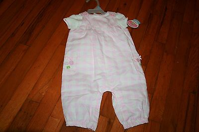 Carters Child Of Mine 3-6 Month  Girls 2 Piece Outfit Nwt