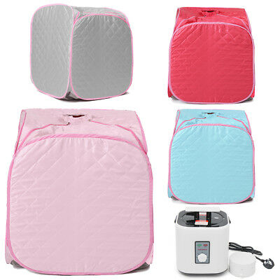2L Portable Indoor Foldable Steam Sauna Room Tent Loss Weight Slimming Skin Spa
