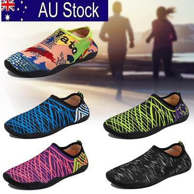 AU Diving Shoes Surfing Snorkeling Sock Sports Swimming Boots Outdoor Non-Slip