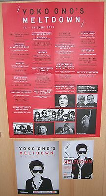 Yoko Ono (Beatles John Lennon interest)  Siouxsie Marianne Faithfull Iggy Flyers