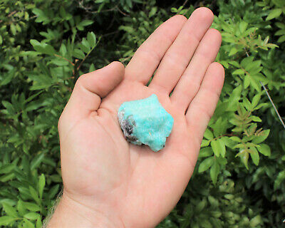 1 Piece of Natural Rough Amazonite (Crystal Healing Raw)