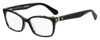 KATE SPADE Eyeglasses JERI 0807 Black 50MM