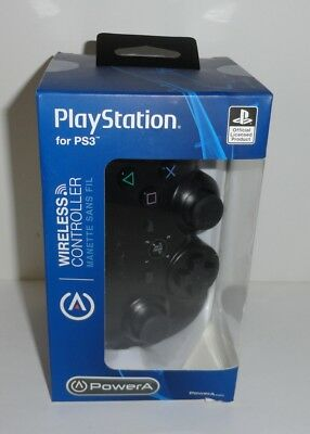 PowerA Wireless controller for PS3