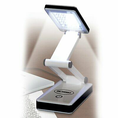 Adjustable, Foldable and Portable Portable LED Desk Lamp Bright Light Reading