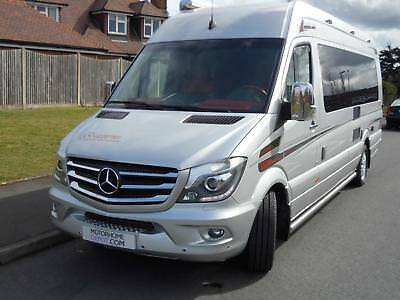 Mercedes Benz 30 Sprinter 319 Campervan 3 Berth For Sale